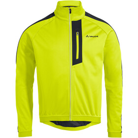 VAUDE Posta V Softshell Jacket Men bright green